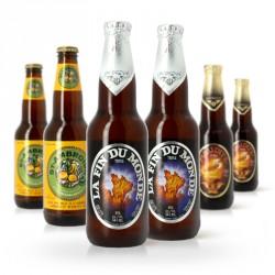 Kit de découverte des bières du Québec