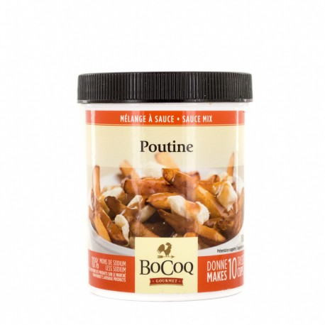 Sauce poutine BoCoq 150g