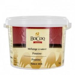 Sauce poutine BoCoq Gourmet 1 Kg