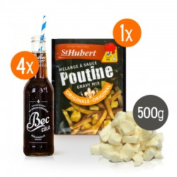 Kit à poutine Bec Cola