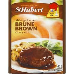 Sauce brune St-Hubert