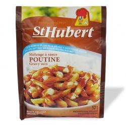 Sauce poutine Saint Hubert 25% de sel en moins