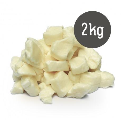 2 Kg de fromage à poutine